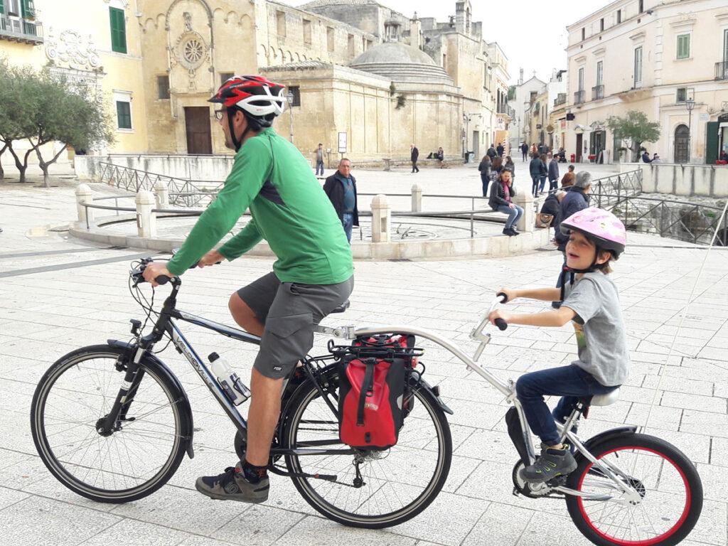 Tour in Bici a Matera per Famiglie