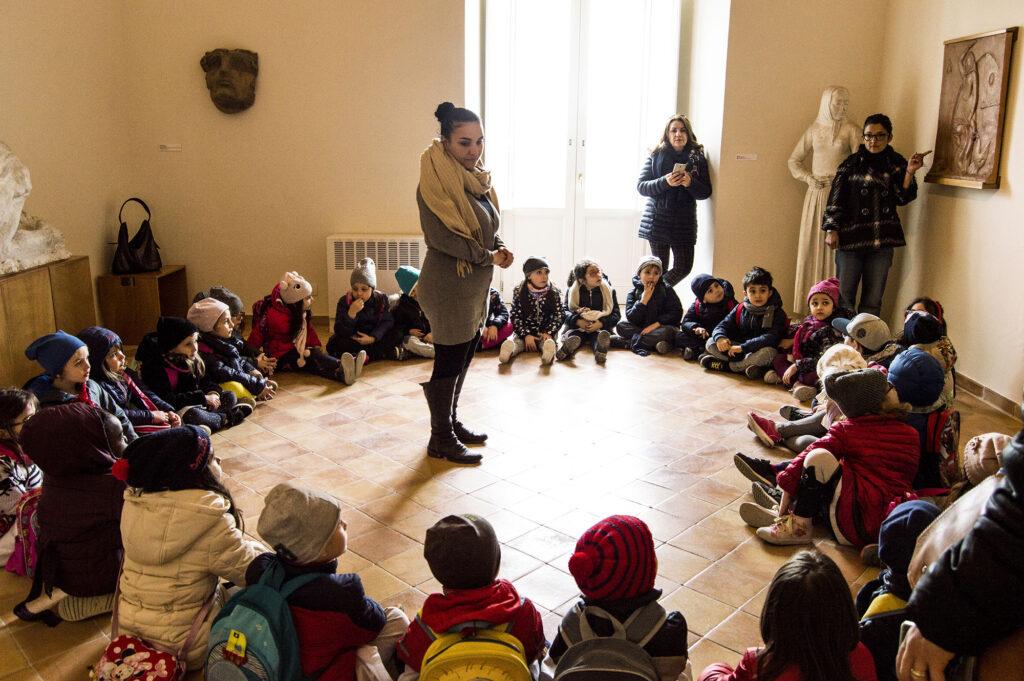 Musma - Museo della Scultura Contemporanea a Matera