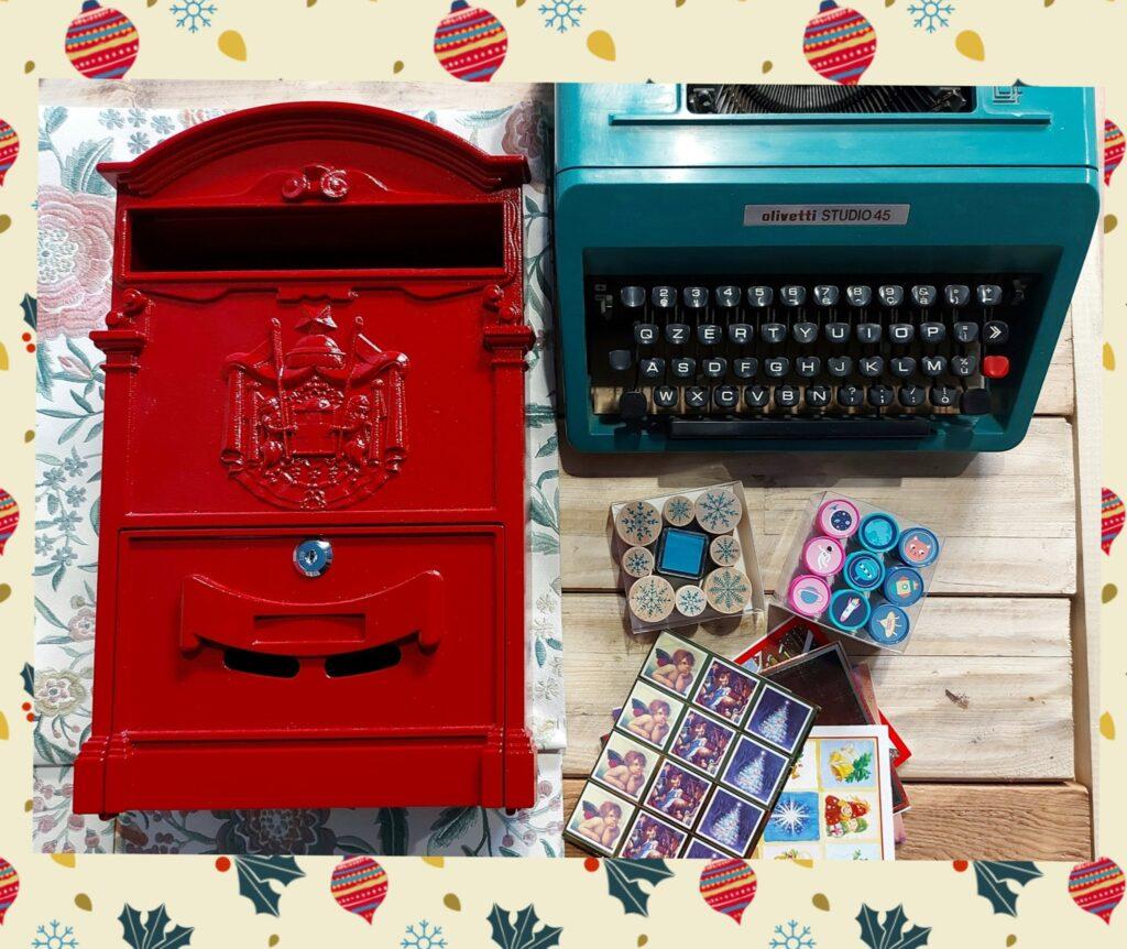 Letterina Scritta per Babbo Natale