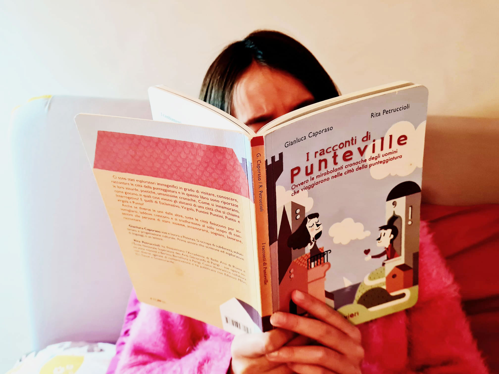 Read more about the article I racconti di Punteville: un libro che risveglia immaginazione ed emozione