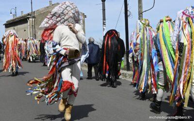 Alla scoperta del Carnevale di Tricarico con i bambini