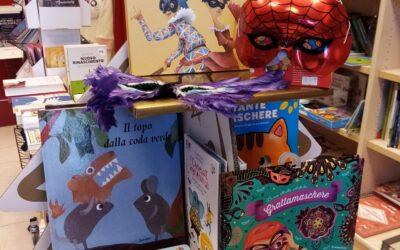 4 libri per bambini consigliati a Carnevale