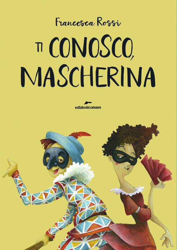 TI CONOSCO MASCHERINA