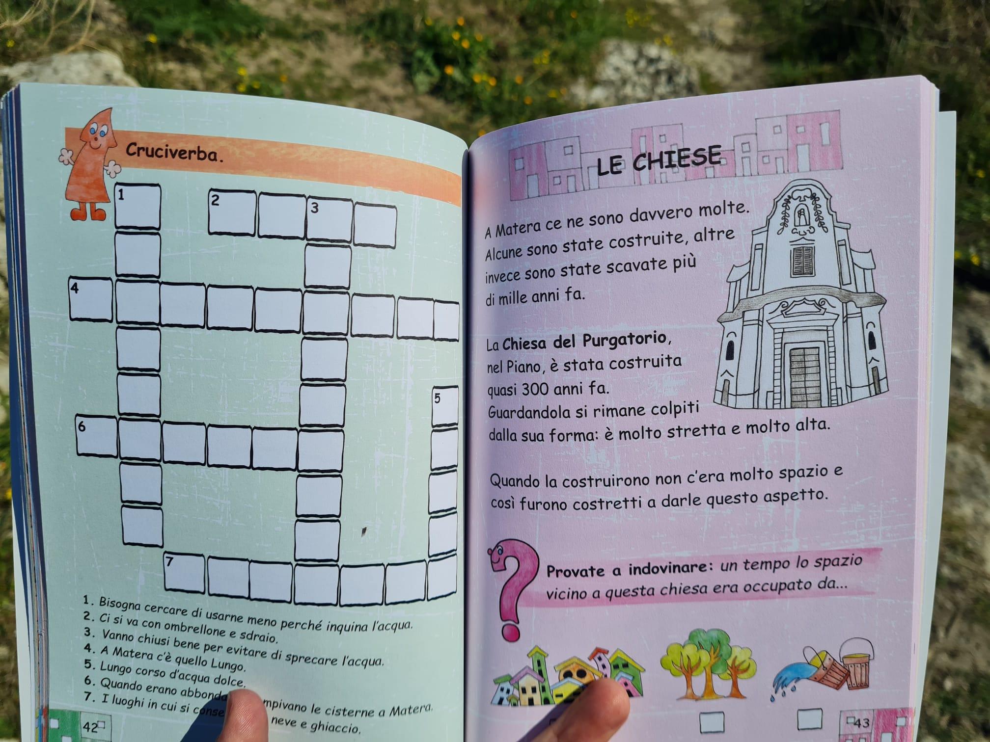 Altre pagine della Guida di Matera per Piccoli Turisti