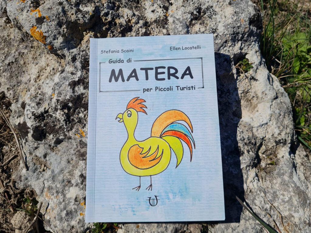 Guida di Matera per Piccoli Turisti - Copertina