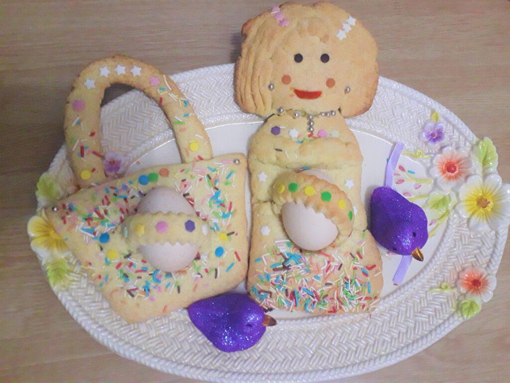 Panaredd - Dolce materano tipico di Pasqua