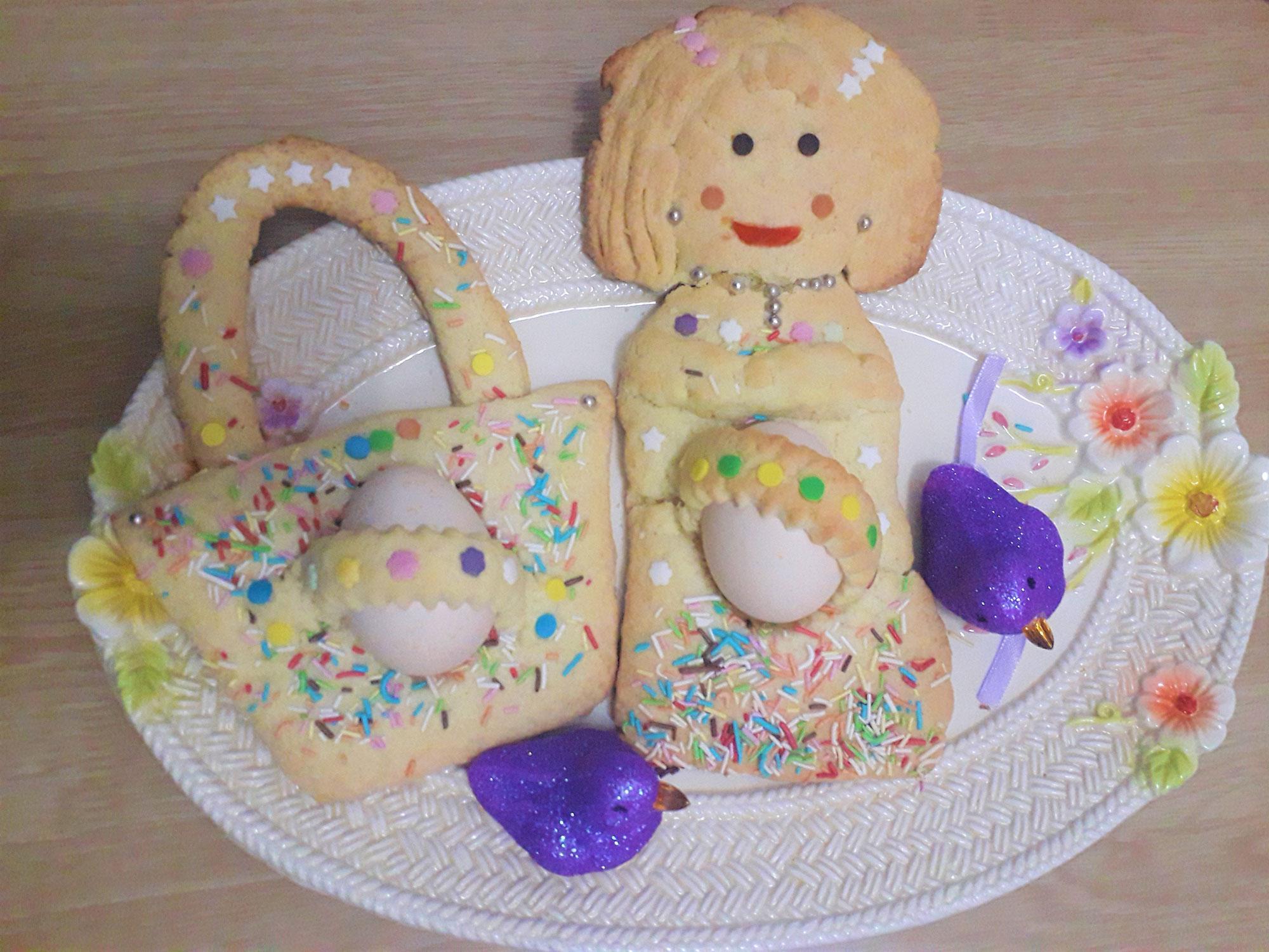 Read more about the article Panaredd, il biscotto pasquale per grandi e piccini