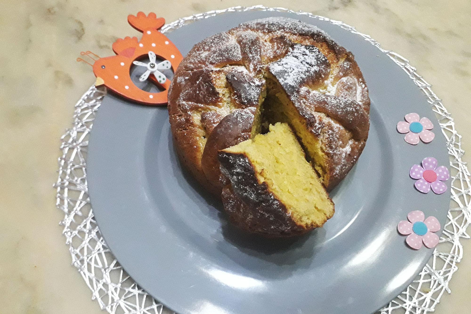 Read more about the article Piccillato Lucano, il pane dolce di Pasqua