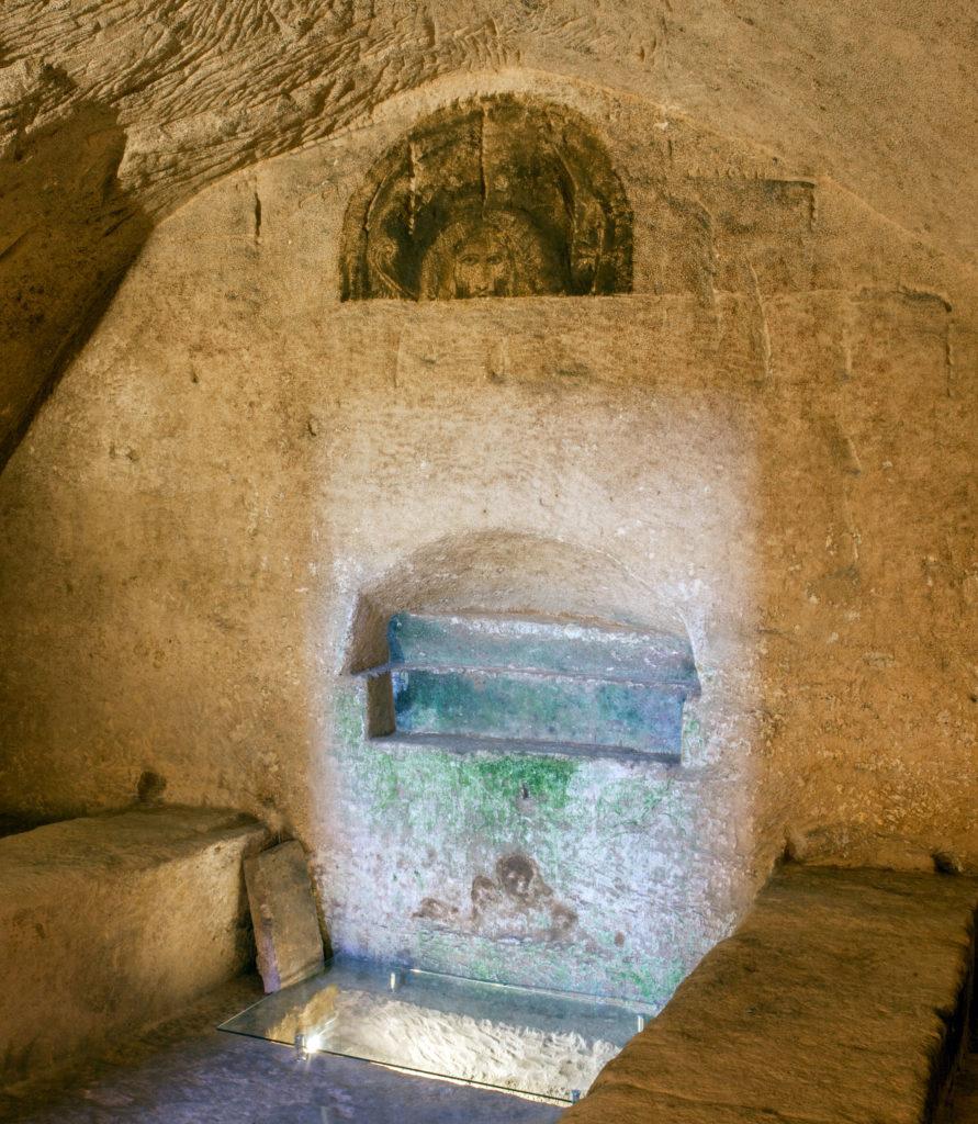 Cripta di Sant'Andrea - Terzo ambiente
