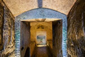 Cripta di Sant'Andrea nei Sassi di Matera