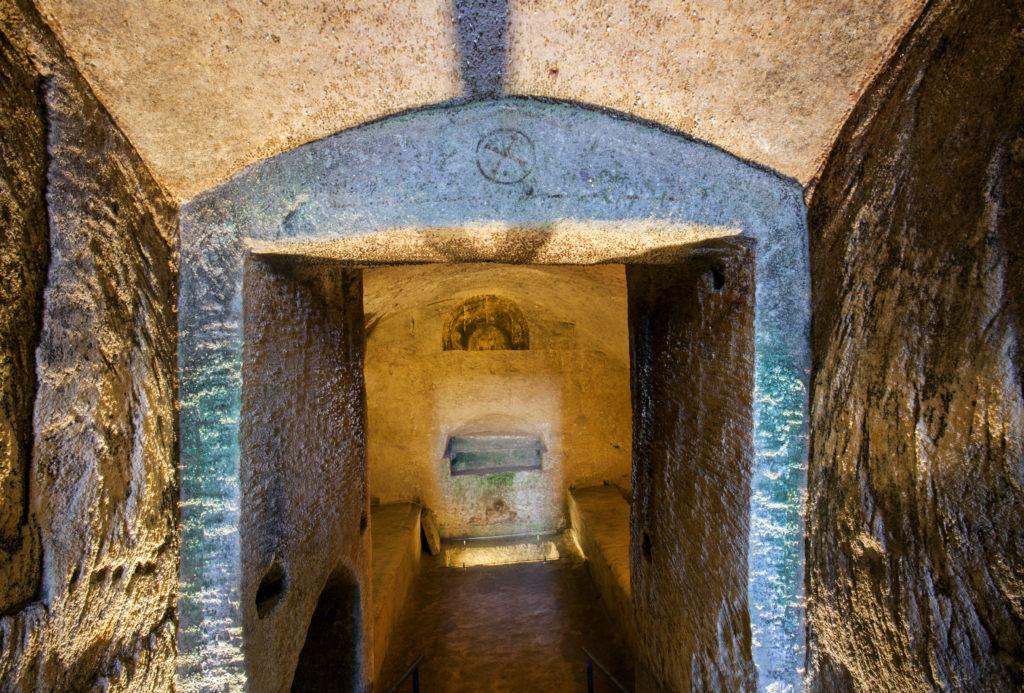 Visita alla Cripta di Sant'Andrea