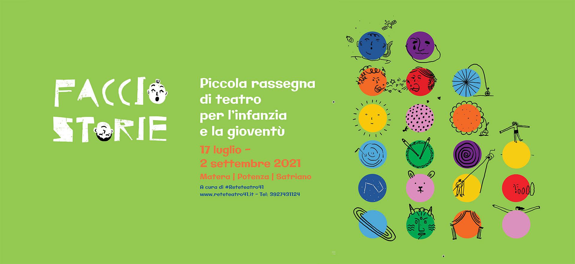 Faccio Storie - Rassegna Teatro Infanzia