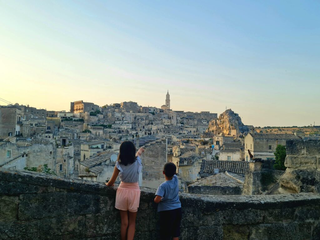Matera for Family