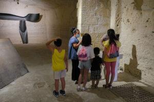 Visita guidata per famiglie con bambini al Musma di Matera