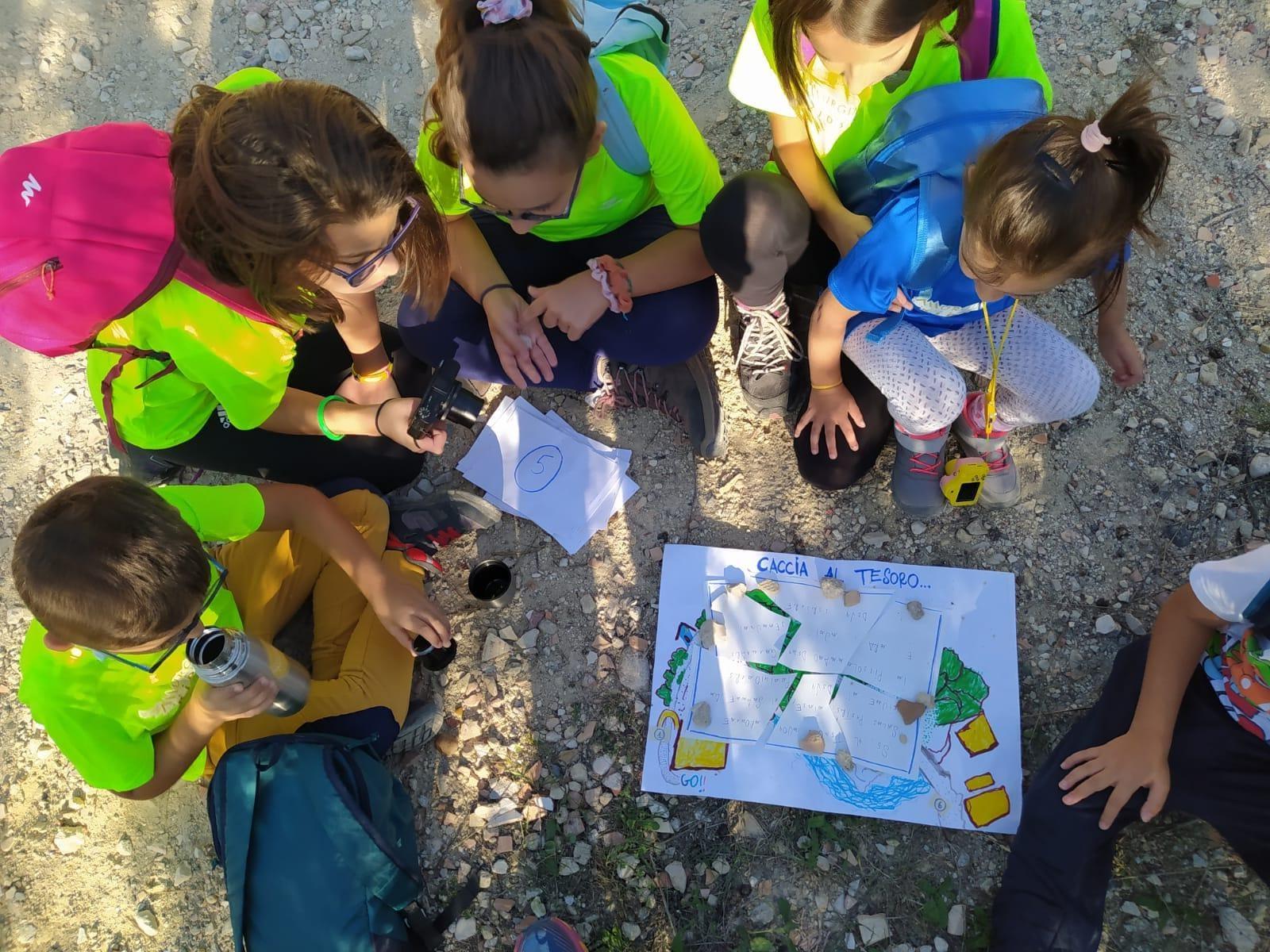Mini escursione settimanale per soli bambini