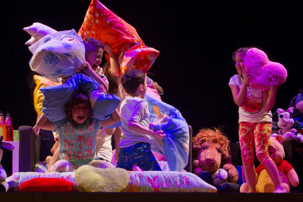 Teatro per Bambini - Benefici della recitazione